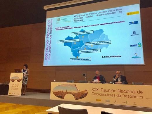 Un trabajo andaluz sobre trasplante renal en pacientes hiperinmunizados