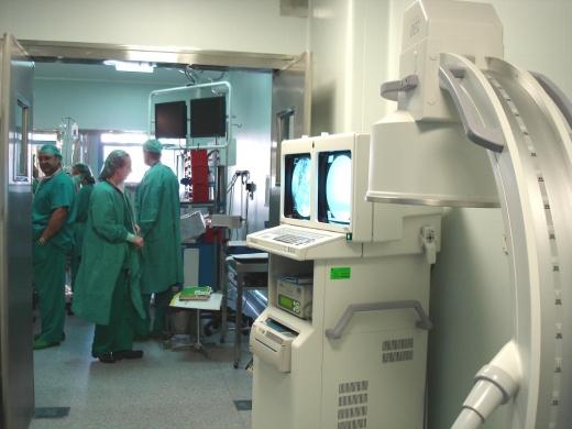 Quirófano de Cirugía Vascular