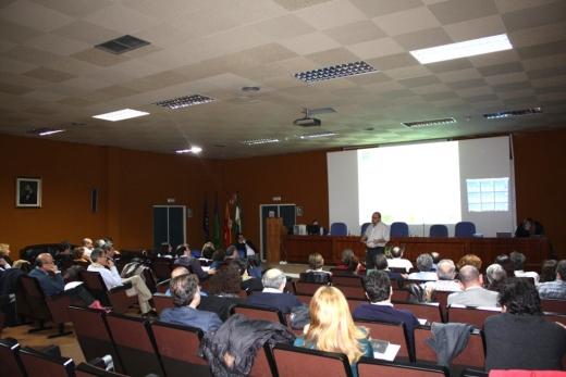 Reunión de los responsables de centros sanitarios públicos de Andalucía