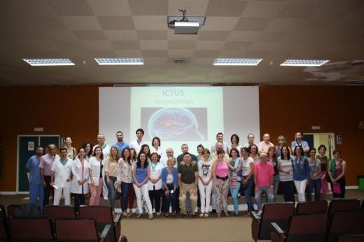 Encuentro de profesionales del Hospital y de Atención Primaria