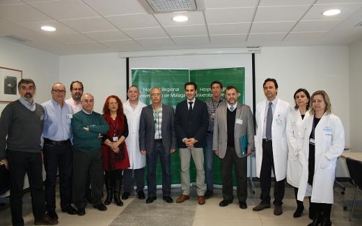 Unidad Integrada de Formación de los hospitales públicos de Málaga