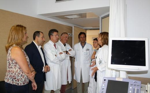 Unidad de Hospitalización de Obstetricia del Materno Infantil