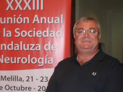 José Antonio Heras Perez, neurólogo