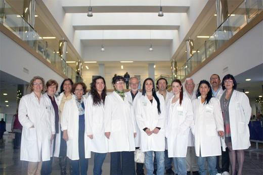Grupo de voluntarios Nueva Vida Andalucía