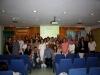 Profesionales de Cuidados Paliativos en el 25 aniversario de la unidad