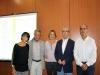 Participantes en el curso de donación y trasplantes de tejidos humanos