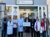 Donación de la Asociación Española de enfermos por pseudoxantoma elástico