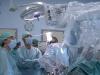 Robot. Imagen de una de las intervenciones quirúrgicas de corazón