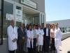 El viceconsejero de Salud visita la Unidad de Investigación para Ensayos Clínico