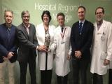SIP Anatomía Patológica de los centros públicos de Málaga recibe un premio