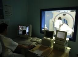 Tomografía Axial Computarizada (TAC) del Servicio de Radiodiagnóstico